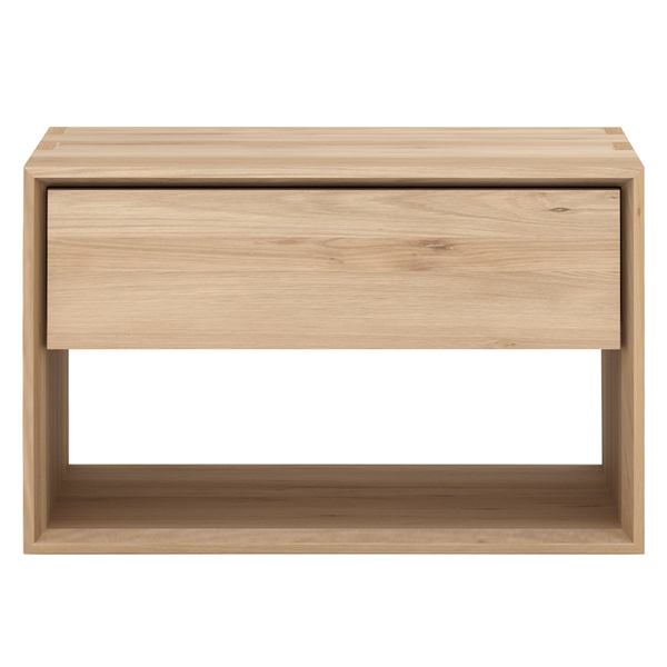 Ethnicraft NV - Nordic Nightstand - Lekker Home