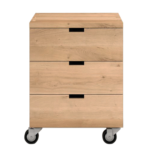 Ethnicraft NV - Billy Box - Natural Oak / One Size - Lekker Home