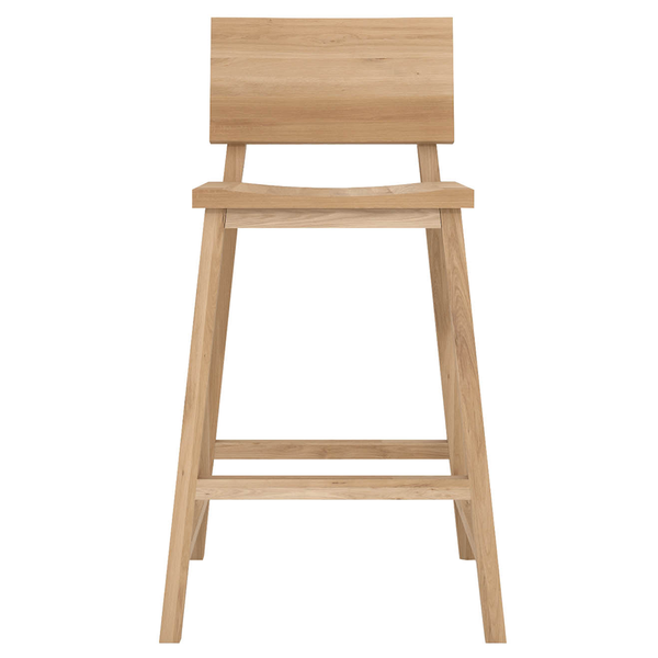 Ethnicraft NV - N3 Counter Stool - Lekker Home