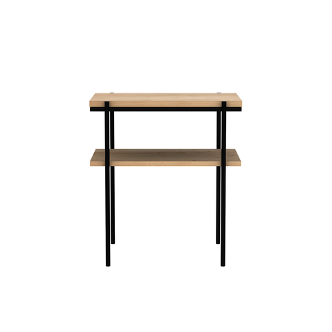 Ethnicraft NV - Rise Side Table - Oak / One Size - Lekker Home