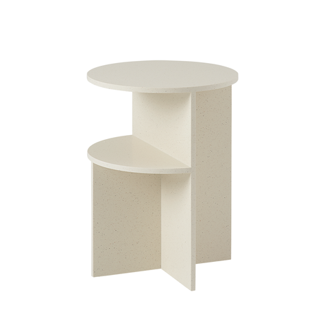 Muuto - Halves Side Table - Lekker Home
