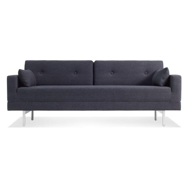 Blu Dot - One Night Stand Sleeper Sofa - Edwards Navy / One Size - Lekker Home