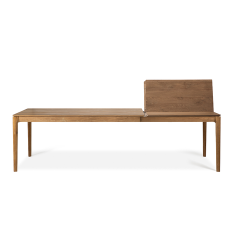 Ethnicraft NV - Bok Expandable Dining Table - Lekker Home