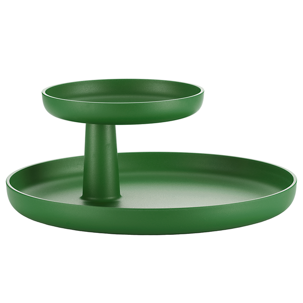 Vitra - Rotary Tray - Palm Green / One Size - Lekker Home