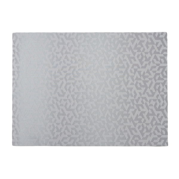 Chilewich - Prism Floor Mat - Silver / Small - Lekker Home