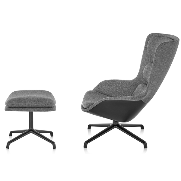 Herman Miller - Striad™ High-Back Lounge Chair - Lekker Home