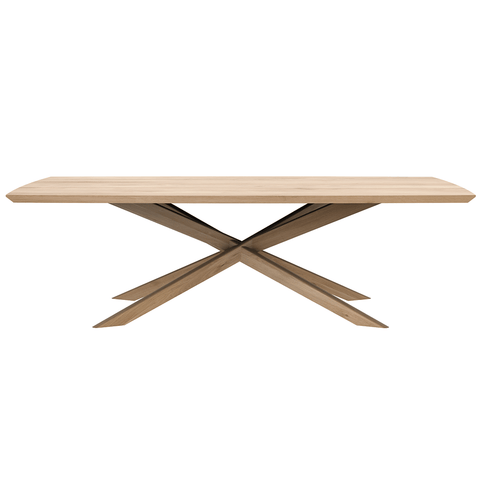 Ethnicraft NV - Mikado Coffee Table - Oak / Rectangular - Lekker Home