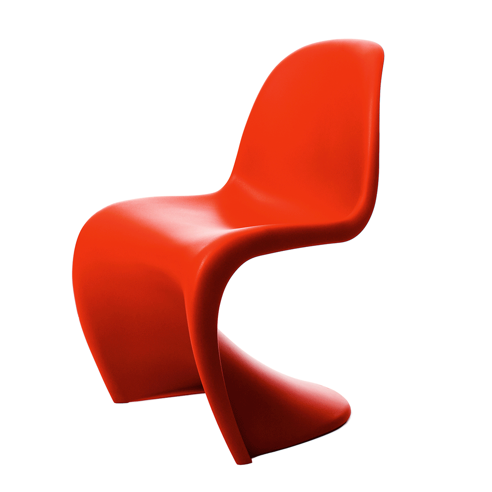 panton chair by vitra lekker home