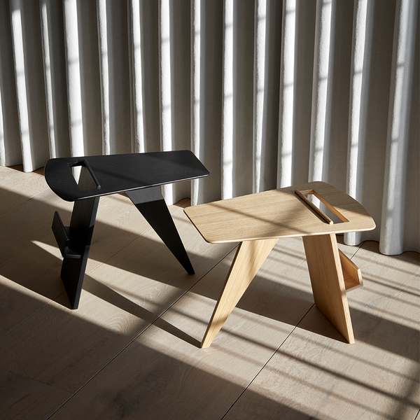 Fredericia - Risom Magazine Table - Lekker Home