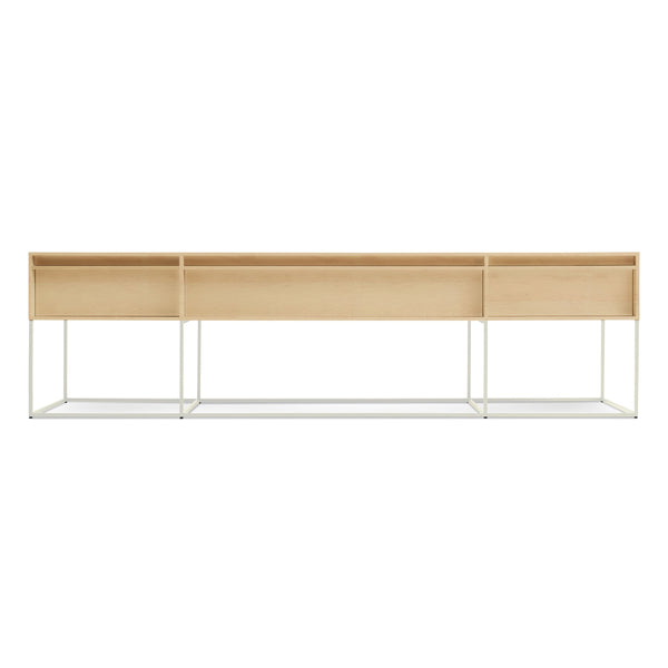 Blu Dot - Rule Long and Low - Maple / One Size - Lekker Home