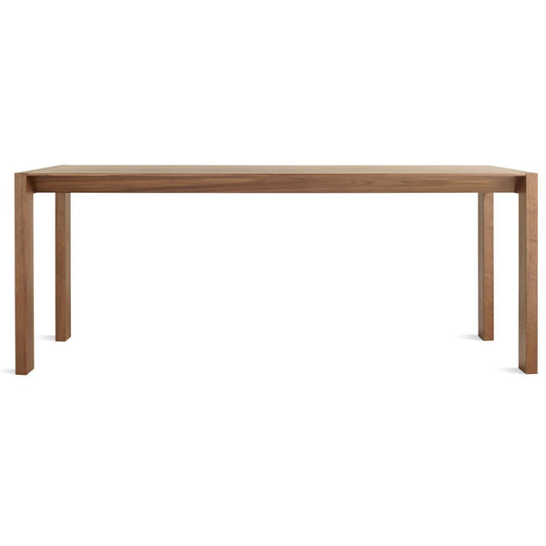 "Blu Dot - Second Best Dining Table - Walnut / 76"" Table - Lekker Home"