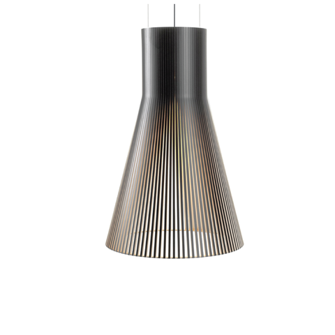 Secto Design - Magnum 4202 Pendant - Black Laminated / One Size - Lekker Home
