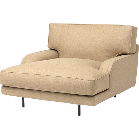 GUBI - Flaneur Lounge Chair - - Lekker Home