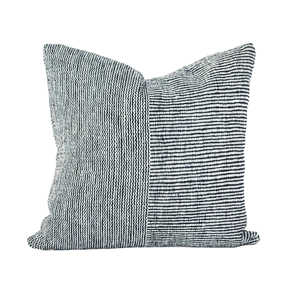 Que Onda Vos - Sueño Doble Blue Cushion - Lekker Home