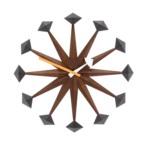 Vitra - Nelson™ Polygon Clock - Default - Lekker Home