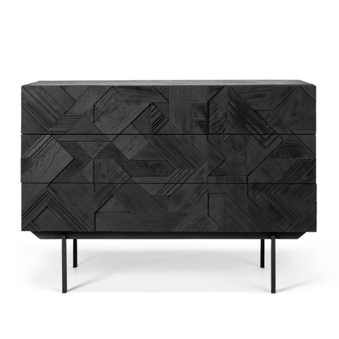 Ethnicraft NV - Graphic Chest of Drawers - - Lekker Home