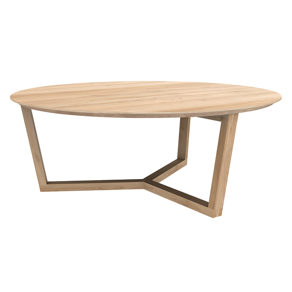 Ethnicraft NV - Tripod Coffee Table - Lekker Home