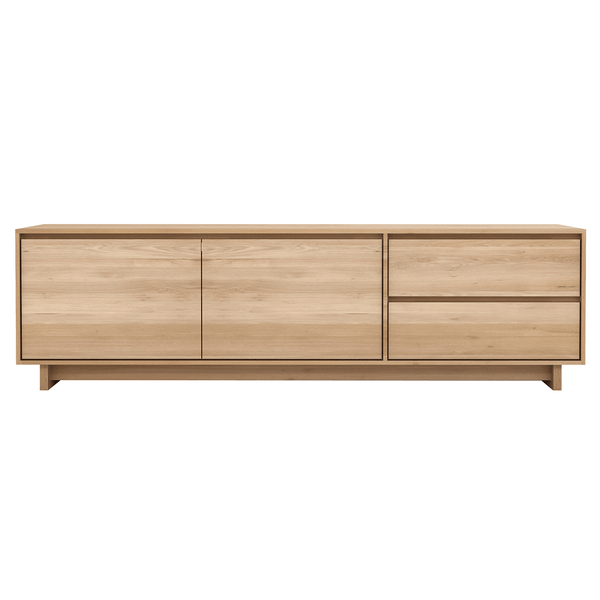 Ethnicraft NV - Wave Media Cabinet - Lekker Home