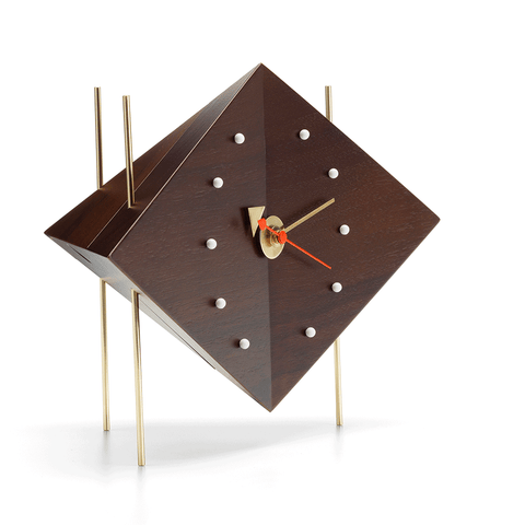Vitra - Nelson™ Diamond Clock - Default - Lekker Home