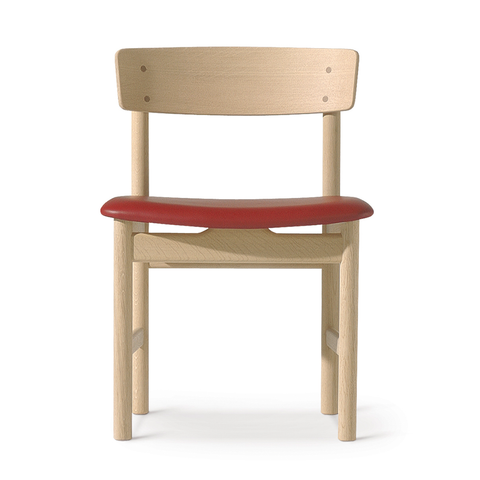 Fredericia - Mogensen 3236 Chair - Rime 981 / Oak Soap - Lekker Home