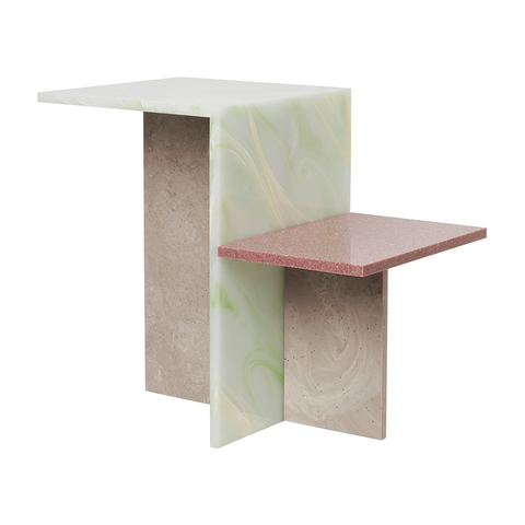 Ferm Living - Distinct Side Table - Lekker Home