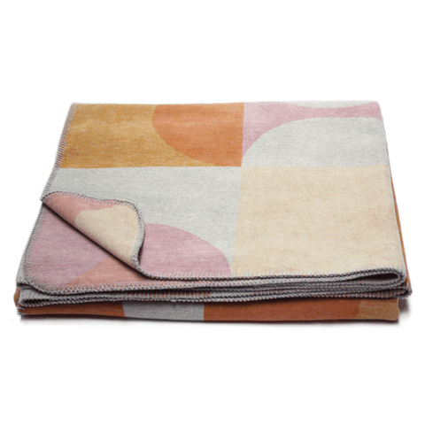Area Bedding - India Blanket - One Color / King - Lekker Home