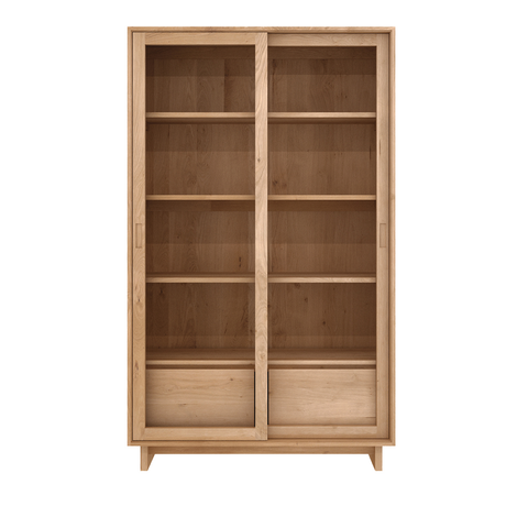 Ethnicraft NV - Wave Bookcase - - Lekker Home