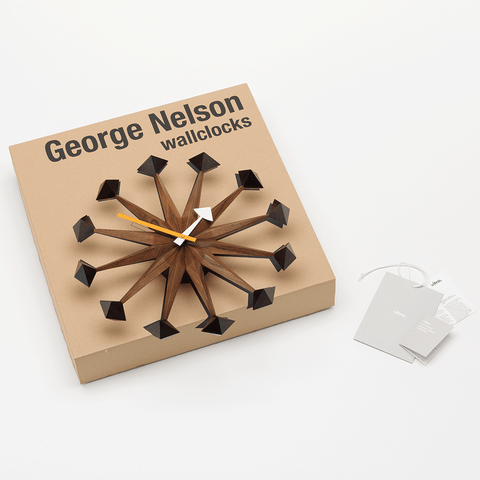 Vitra - Nelson™ Polygon Clock - Lekker Home