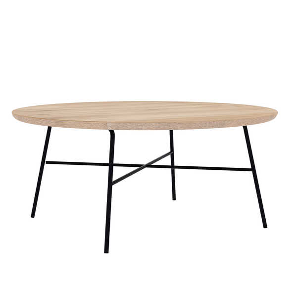 Ethnicraft NV - Disc Coffee Table - Lekker Home