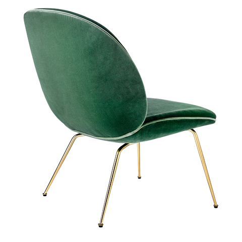 GUBI - Beetle Lounge Chair - Lekker Home