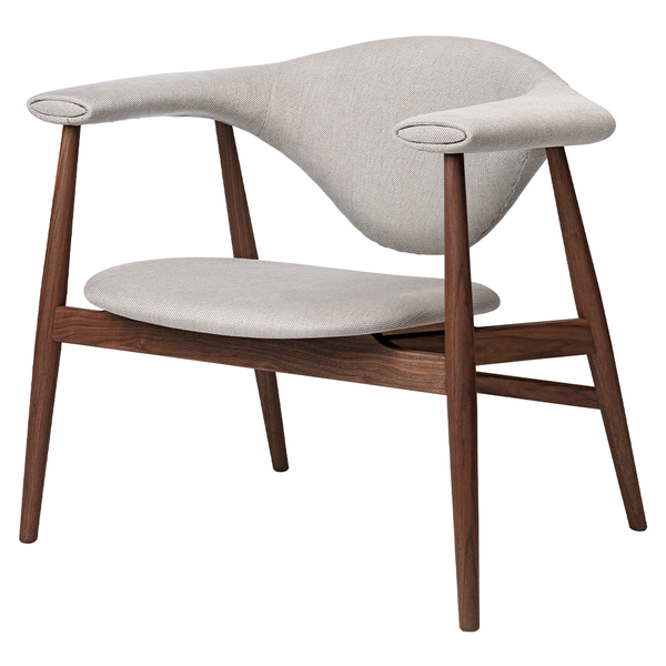 GUBI - Masculo Lounge Chair - Lekker Home