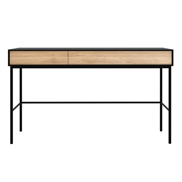 Ethnicraft NV - Blackbird Desk - Lekker Home