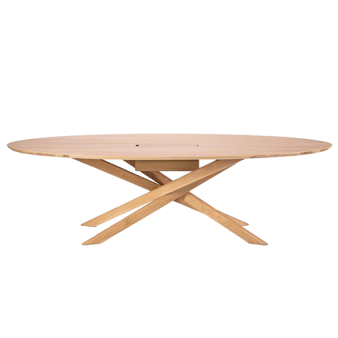 Ethnicraft NV - Mikado Meeting Table - - Lekker Home