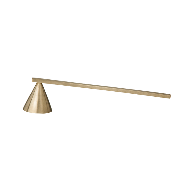 Ferm Living - Brass Extinguisher - Lekker Home