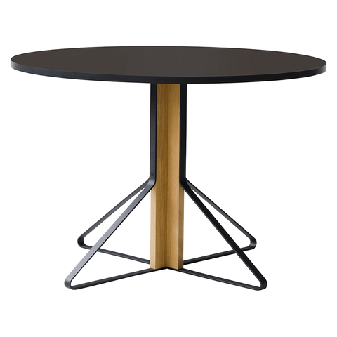 Artek - REB004 Kaari Round Dining Table - Lekker Home
