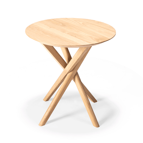 Ethnicraft NV - Mikado Side Table - Default - Lekker Home