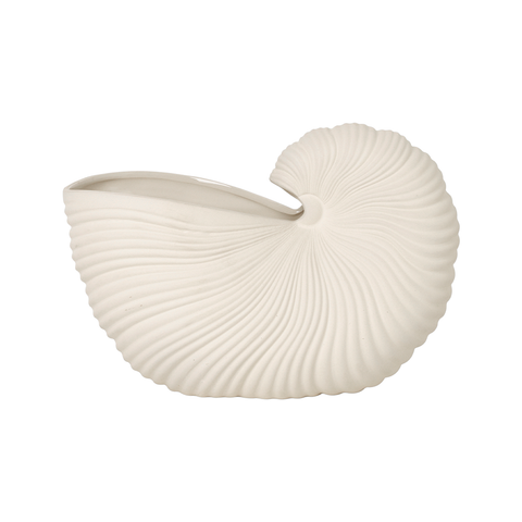 Ferm Living - Shell Pot - Lekker Home