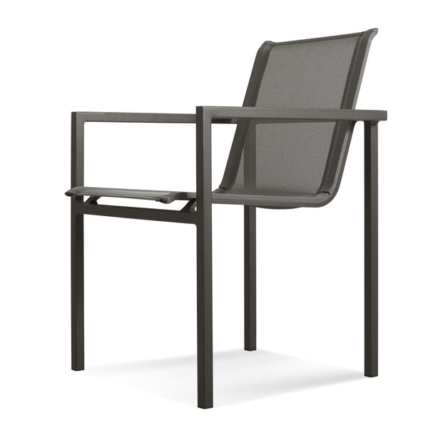 skiff outdoor stacking chair by blu dot lekker home