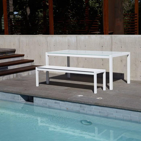 Blu Dot - Skiff Outdoor Bench - Default - Lekker Home