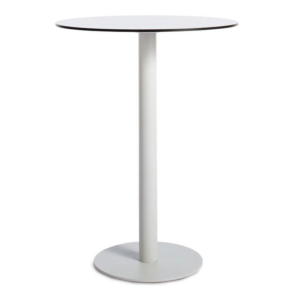 Blu Dot - Skiff Outdoor Bar Height Table - Lekker Home