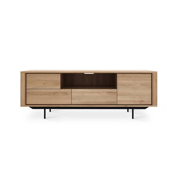Ethnicraft NV - Shadow High TV Cupboard - Lekker Home