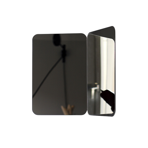 Artek - 124° Mirror - Small / No Tray - Lekker Home