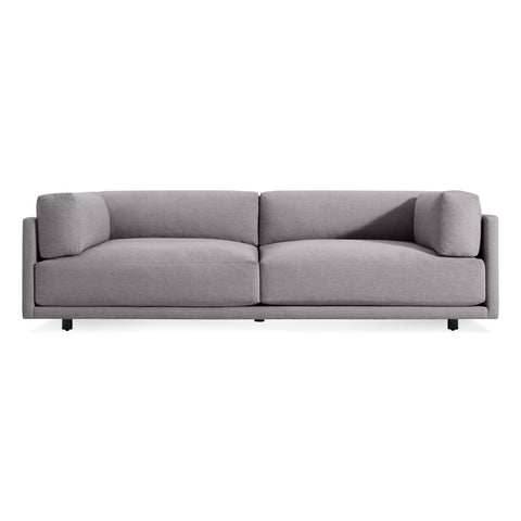 "Blu Dot - Sunday Sofa - Agnew Grey / 82"" Sofa - Lekker Home"