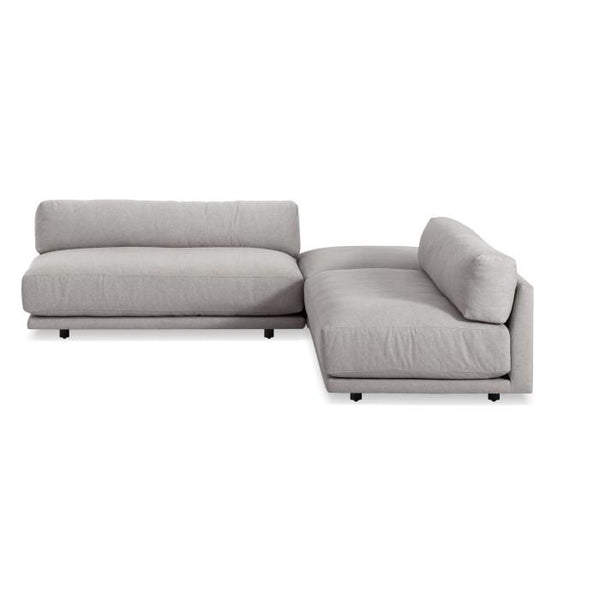 Blu Dot - Sunday L-Shaped Sectional Sofa - Lekker Home