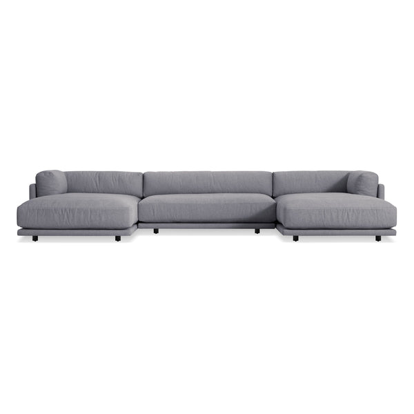 Brilliant Sunday U Shaped Sectional Sofa Ncnpc Chair Design For Home Ncnpcorg
