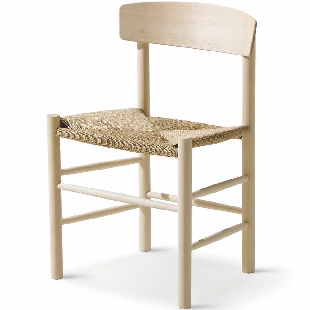 Strange J39 The Peoples Chair By Fredericia Lekker Home Uwap Interior Chair Design Uwaporg