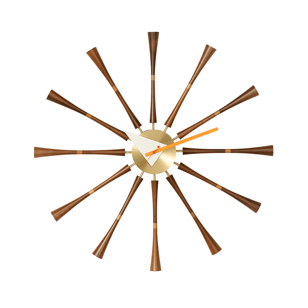 Vitra - Nelson™ Spindle Clock - Lekker Home