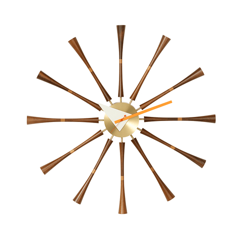 Vitra - Nelson™ Spindle Clock - Default - Lekker Home