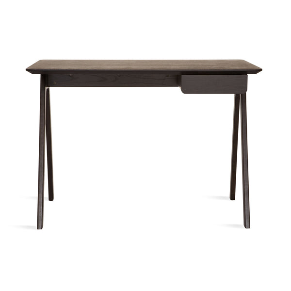 Blu Dot - Stash Desk - Graphite on Ash / One Size - Lekker Home