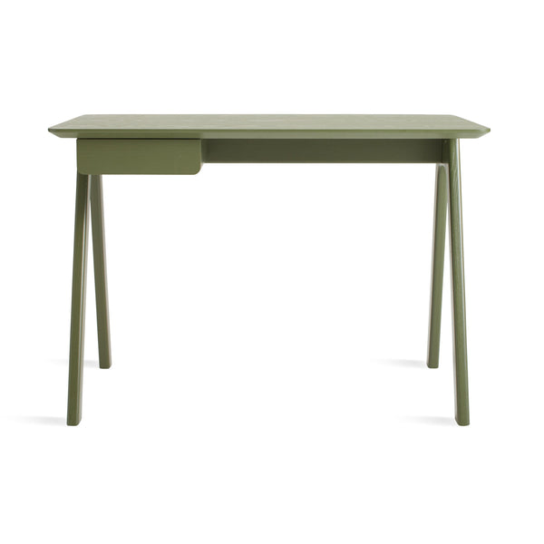 Blu Dot - Stash Desk - Olive on Ash / One Size - Lekker Home